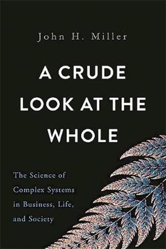Het boek A Crude Look at the Whole