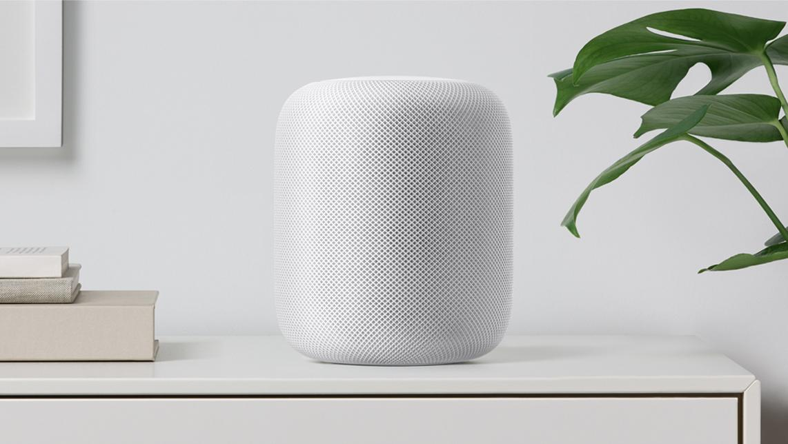 De Apple HomePod