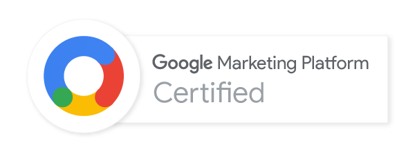 Intracto draagt trots het Google Marketing Platform-certificaat