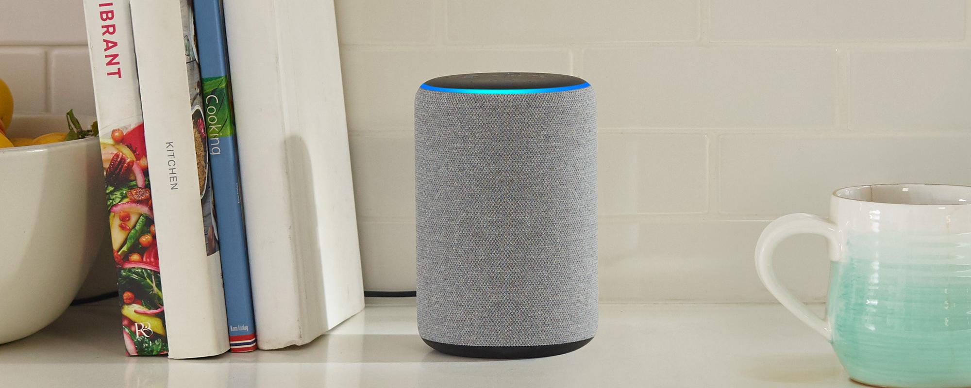 De Amazon Echo Plus