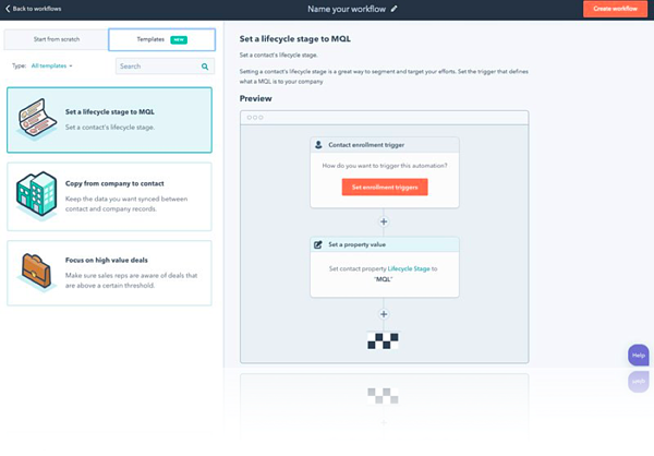 hubspot-workflows