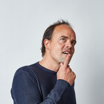 Michiel de Nijs, creative director Intracto