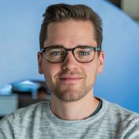 Jeroen Tubex, senior backend-developer