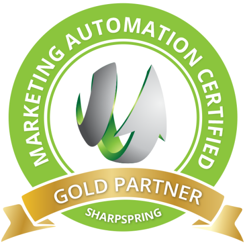 Intracto is SharpSpring Gold Partner